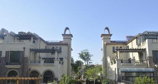 左岸绿洲项目为清华阳光在山东潍坊寿光的独栋别墅,每户安装一套太阳